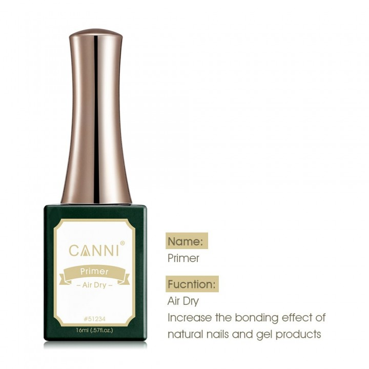 Canni, Праймер бескислотный Primer (16 мл.)