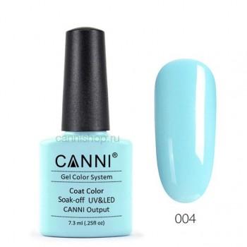Canni, Гель-лак №004