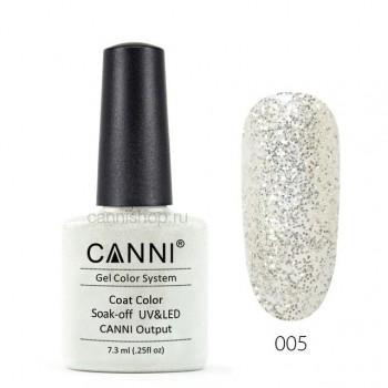 Canni, Гель-лак №005