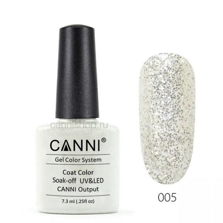 Canni, Гель-лак №005 (7,3 мл.)
