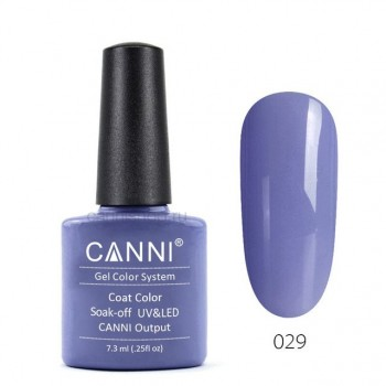 Canni, Гель-лак №029