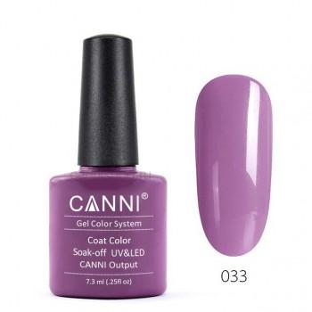 Canni, Гель-лак №033