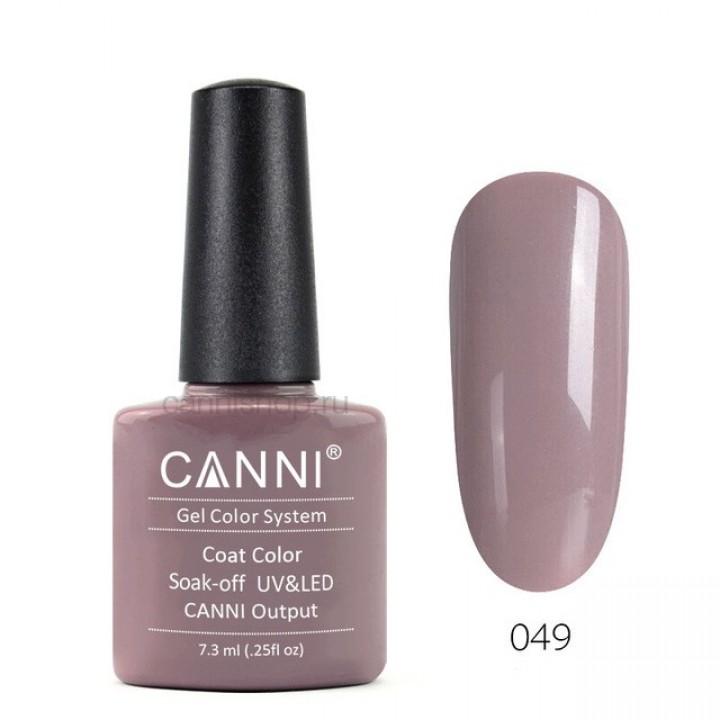 Canni, Гель-лак №049 (7,3 мл.)