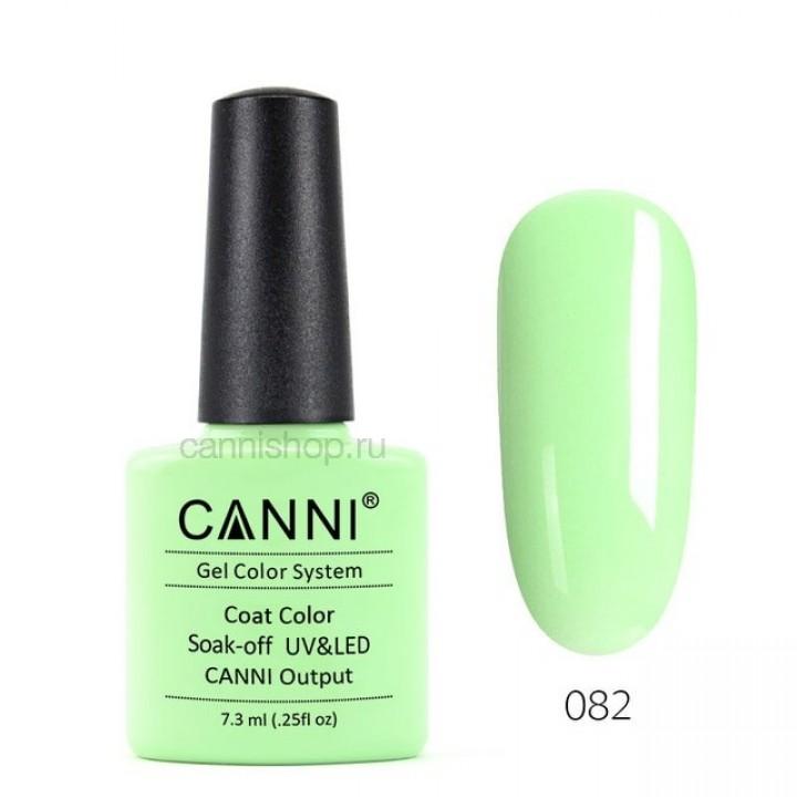 Canni, Гель-лак №082 (7,3 мл.)