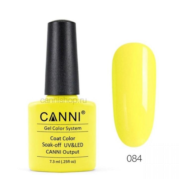 Canni, Гель-лак №084 (7,3 мл.)