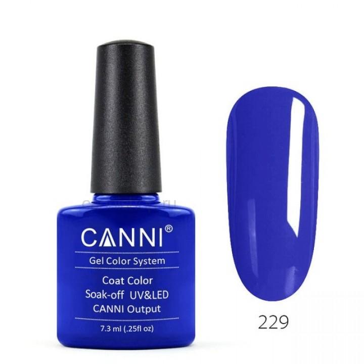 Canni, Гель-лак №229 (7,3 мл.)