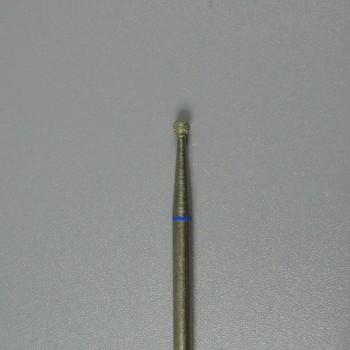 Фреза алмазная сферическая синяя 23 мм
